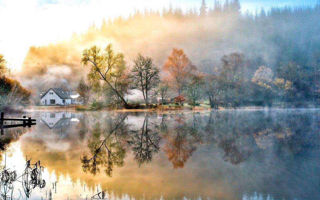 Межсезонье между Осенью и Зимой 2016