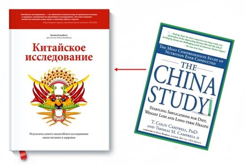 Китайское исследование Колина Кэмпбелла