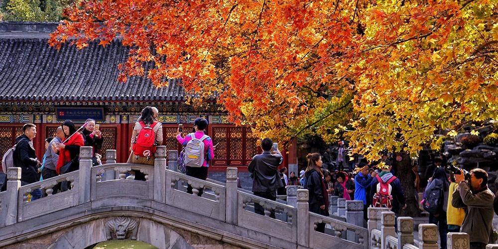 Межсезонье меду Осенью и Зимой 2017 - начало сезона по китайскому календарю