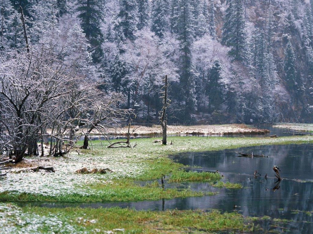 Межсезонье между Зимой и Весной 2017