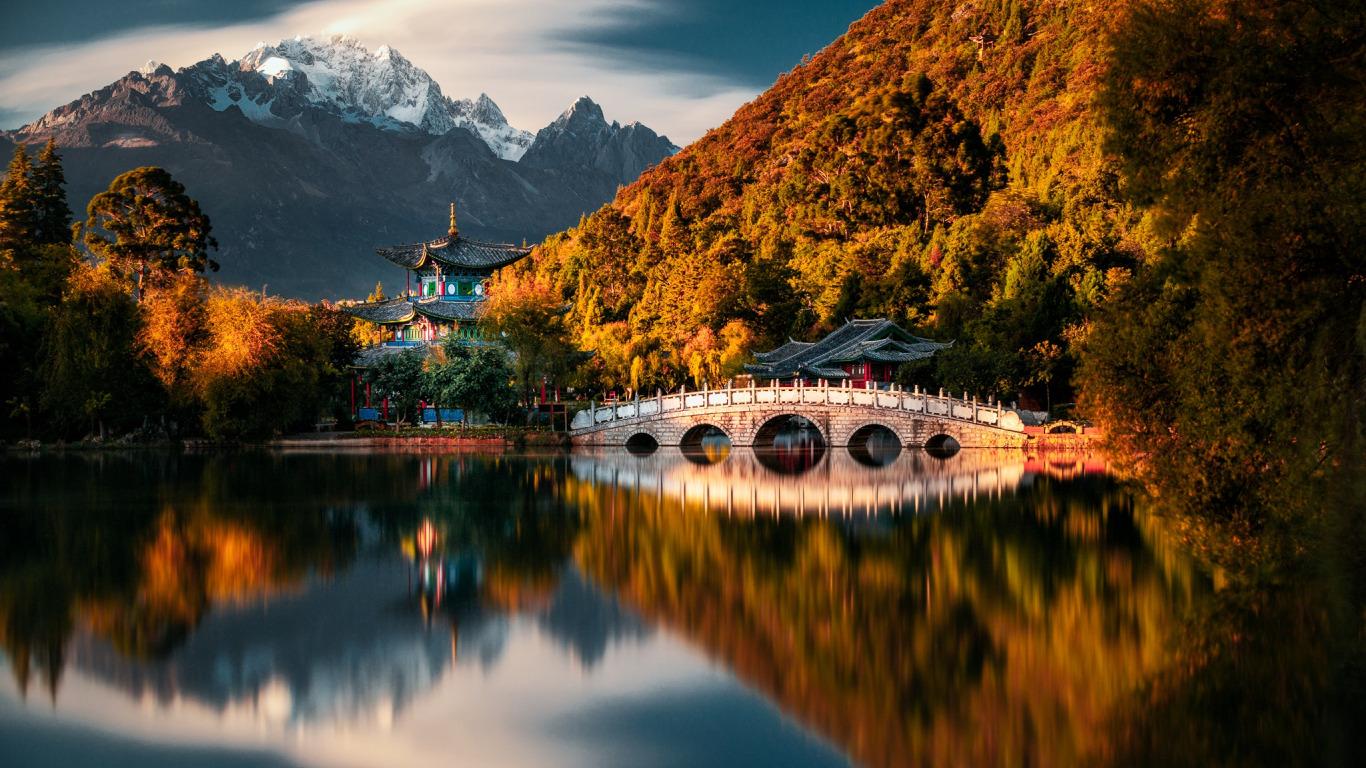 Осень 2021 - начало сезона по китайскому календарю
