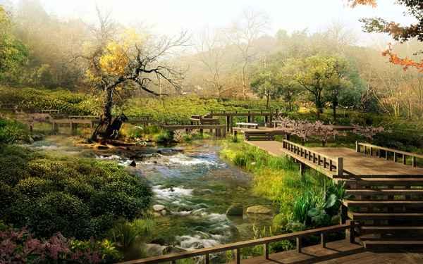 Начало осени в 2013 году по китайскому календарю