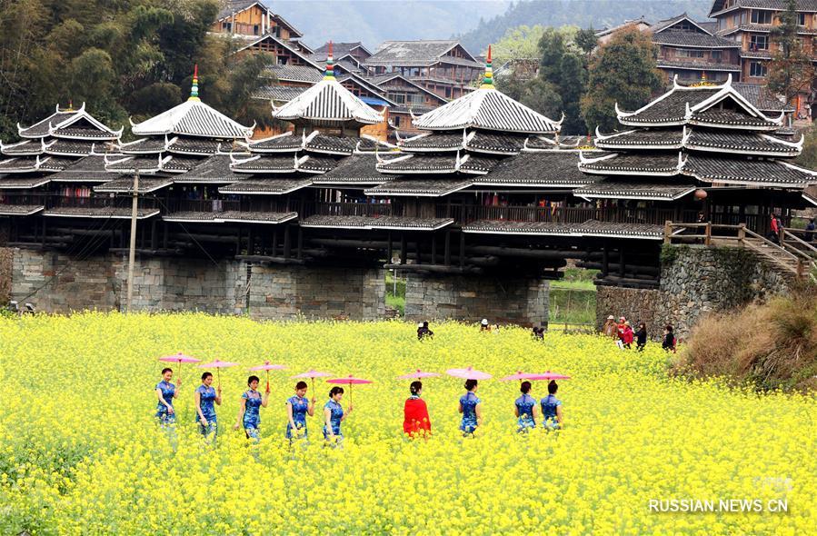 Весна 2020 - начало сезона по китайскому календарю