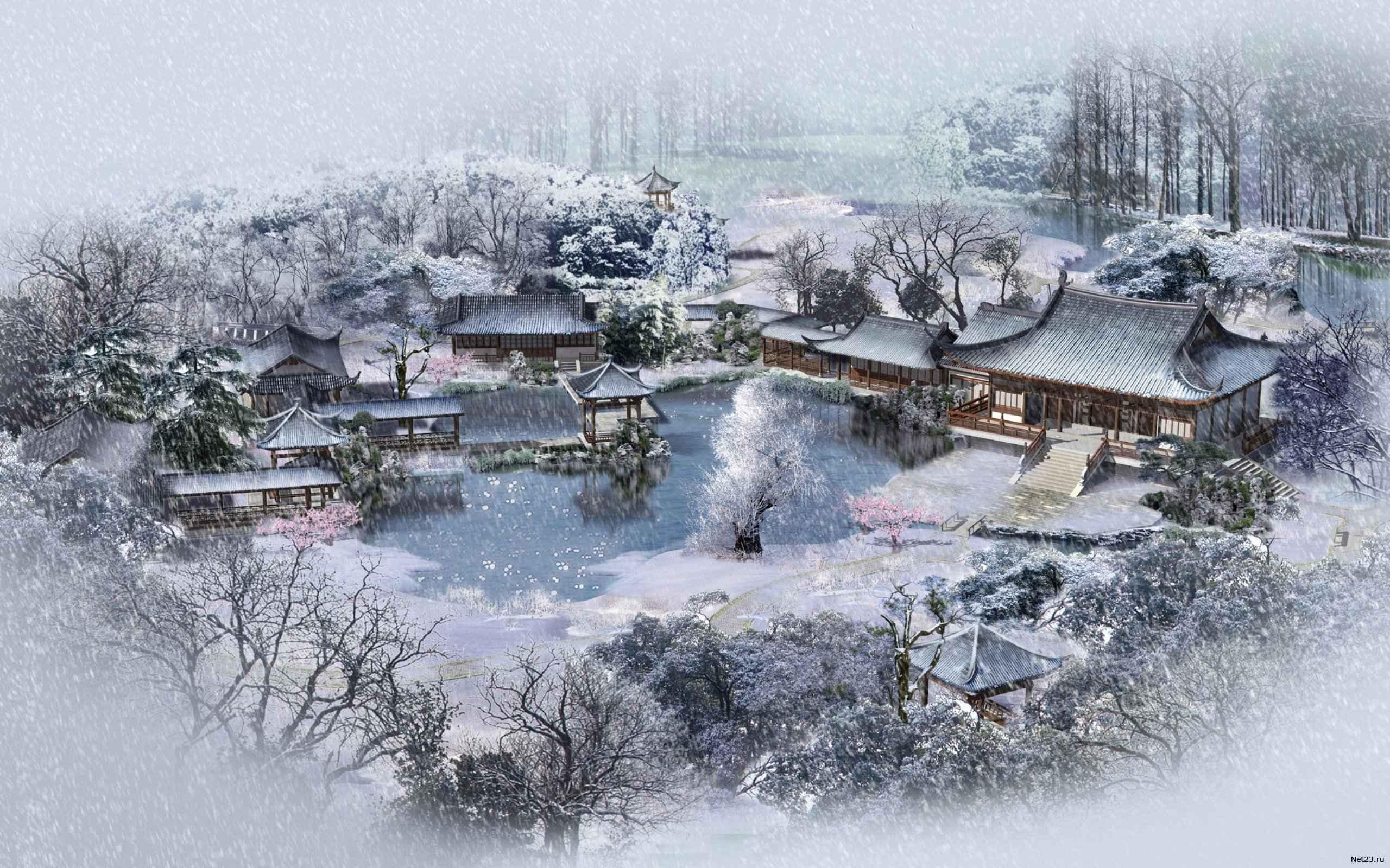 Начало сезона зима по китайскому календарю в 2013 году