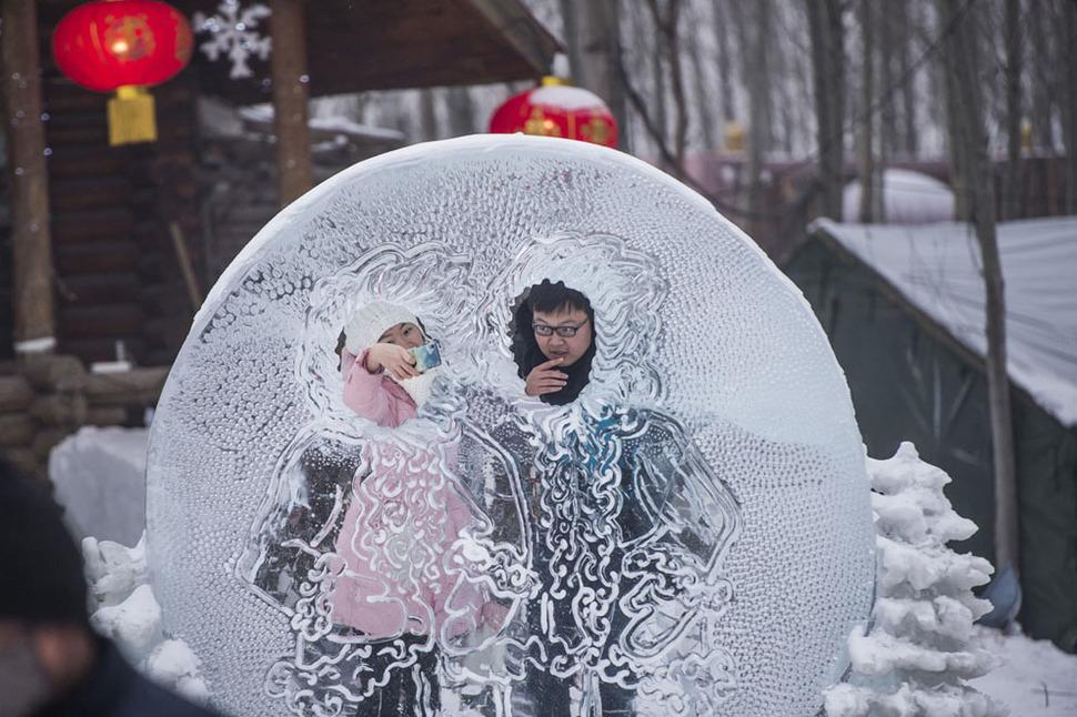 Зима 2016 - начало сезона по китайскому календарю