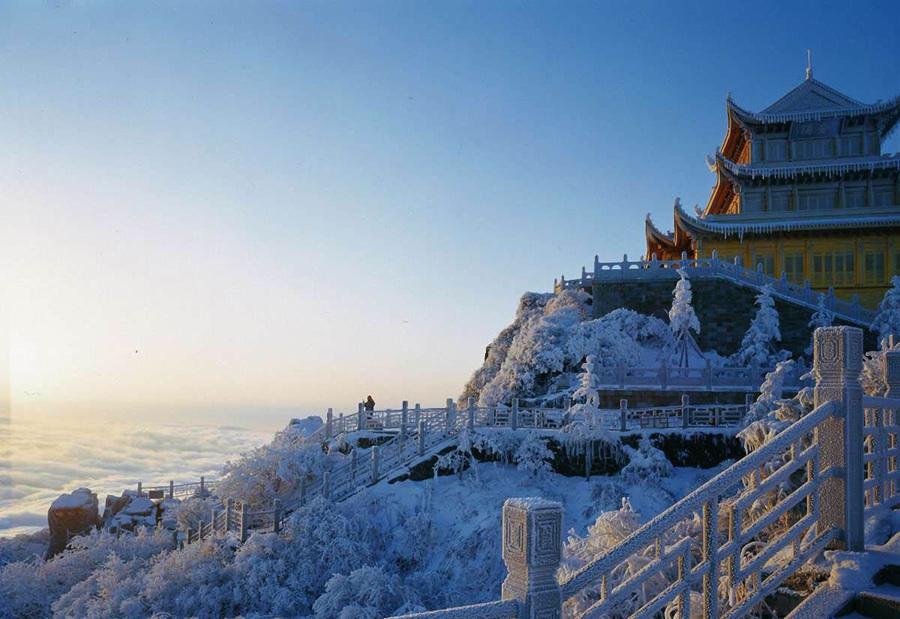 Зима 2018 - начало сезона по китайскому календарю