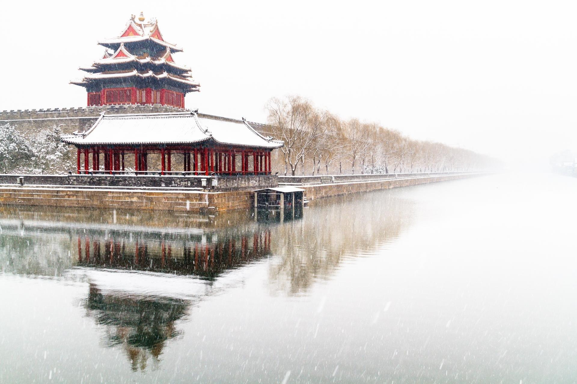 Зима 2019 - начало сезона по китайскому календарю