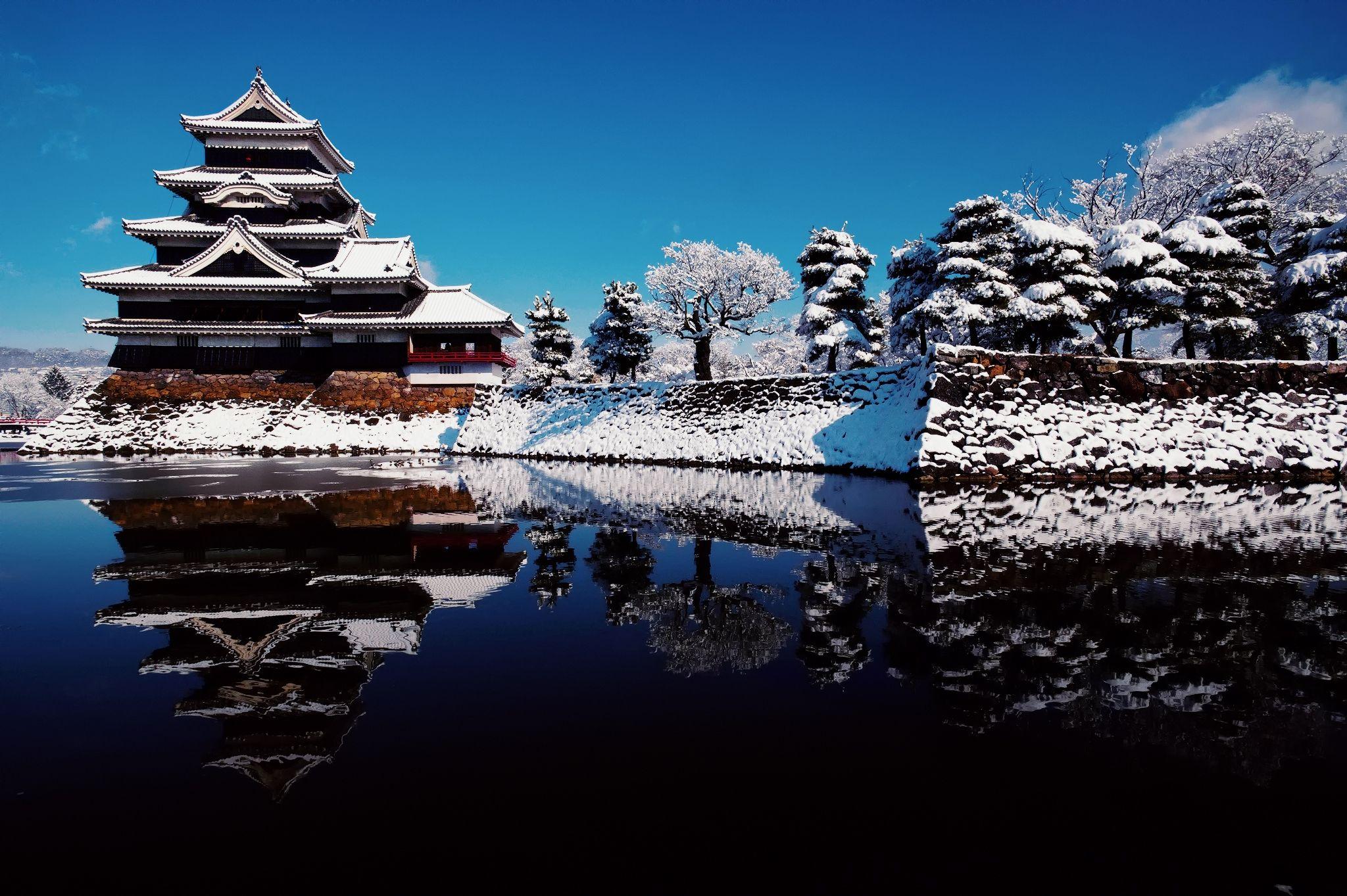 Зима 2020 - начало сезона по китайскому календарю