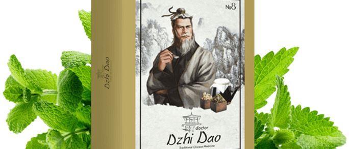 Китайский пластырь от сахарного диабета Dzhi Dao